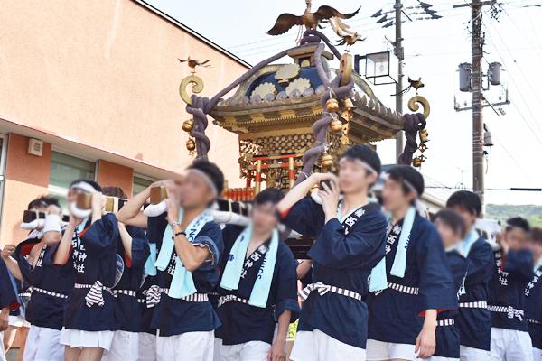 輪西神社大祭